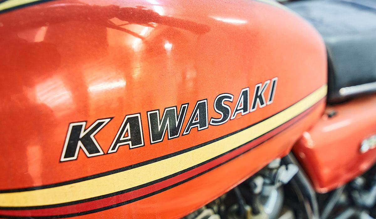 Kawasaki Werkstatt Düsseldorf